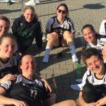 Auswärtsniederlage der Damen II beim TSV Haunstetten IV