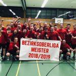 Aufstieg in die Landesliga