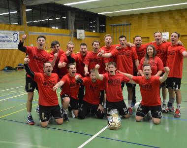 2019-04-13 TSV Gersthofen – Herren I 21:31