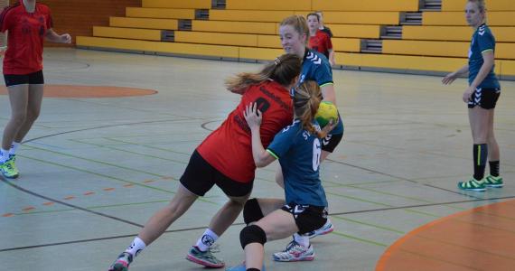 2018-11-19 Damen II – SV Mering