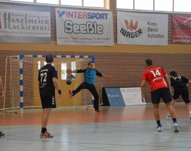 2018-10-21 Herren II – TSV Neusäß II 29:27