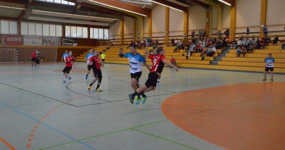 2018-10-07 Herren II – HSG Lauingen-Wittislingen II 33:24