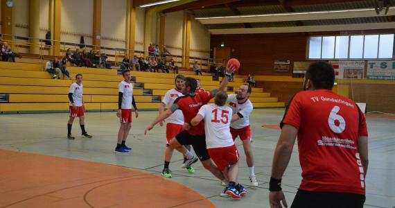2018-11-04 Herren II – TSV Weißenhorn 36:23