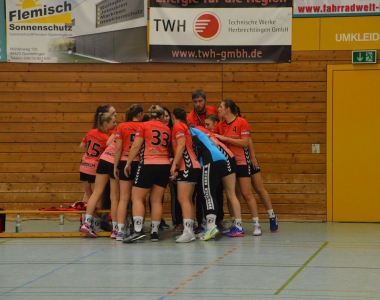 2018-11-04 Damen I – MHV Schweinfurt 09 21:15