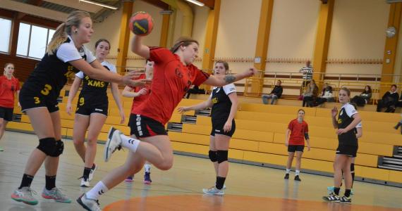 2019-01-27 Damen II – TSV Bäumenheim 15:16