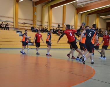 2019-01-27 Herren II – TSG Augsburg 28:32