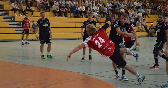 2018-10-07 Herren I – TSV Niederraunau II 36:25